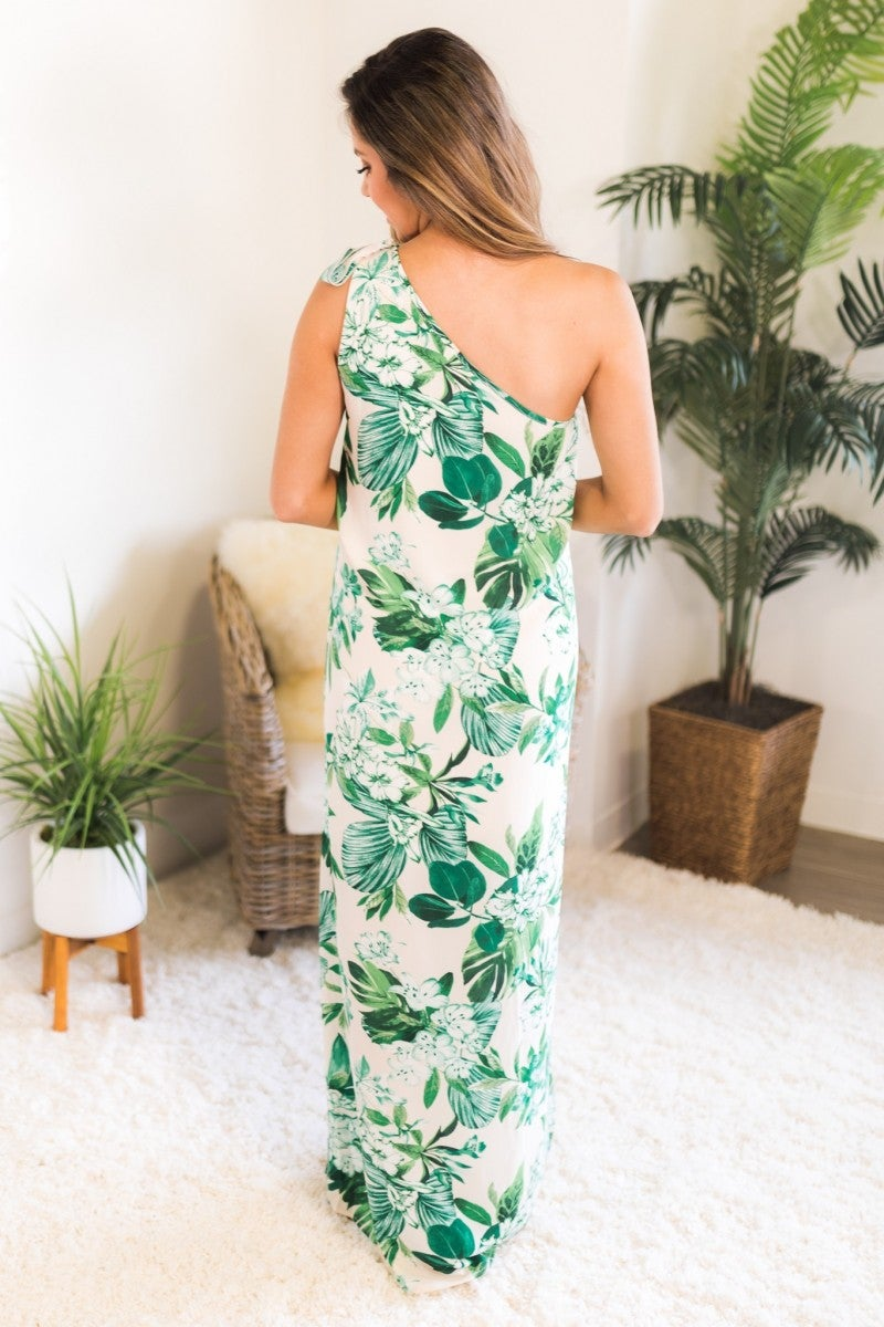 Dreaming Of You Maxi Dress