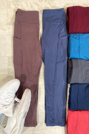 Capri Pocket Leggings