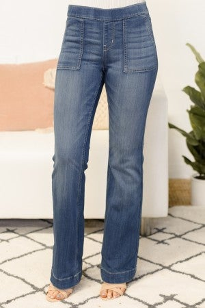 Quick To Go Jeans