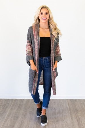 Believe In Chill Cardigan