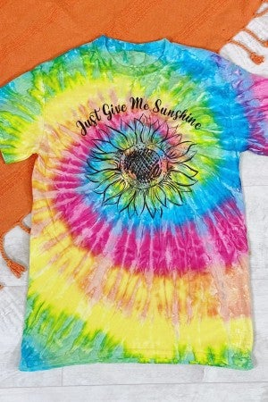 Just Give Me Sunshine Tee