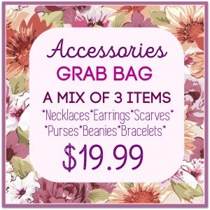 Bag of accessories