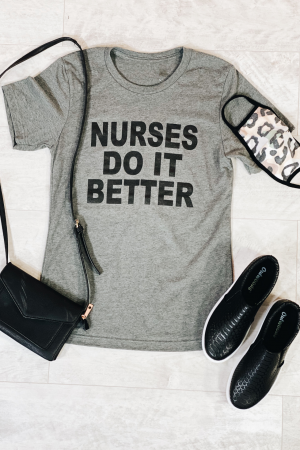 Nurses Graphic Tee