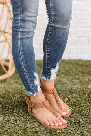 Fiesty Feet Sandal
