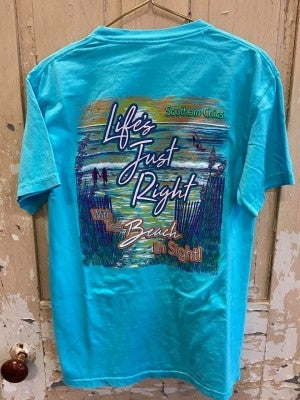 Life's Just Right Graphic Tee
