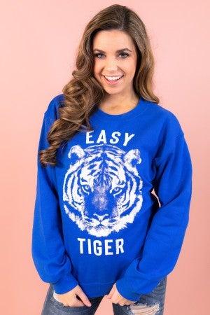 Tiger Love Sweatshirt