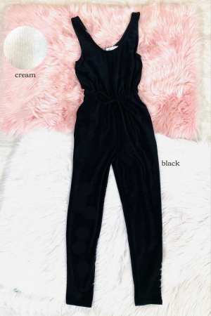 Jump Into Action Jumpsuit