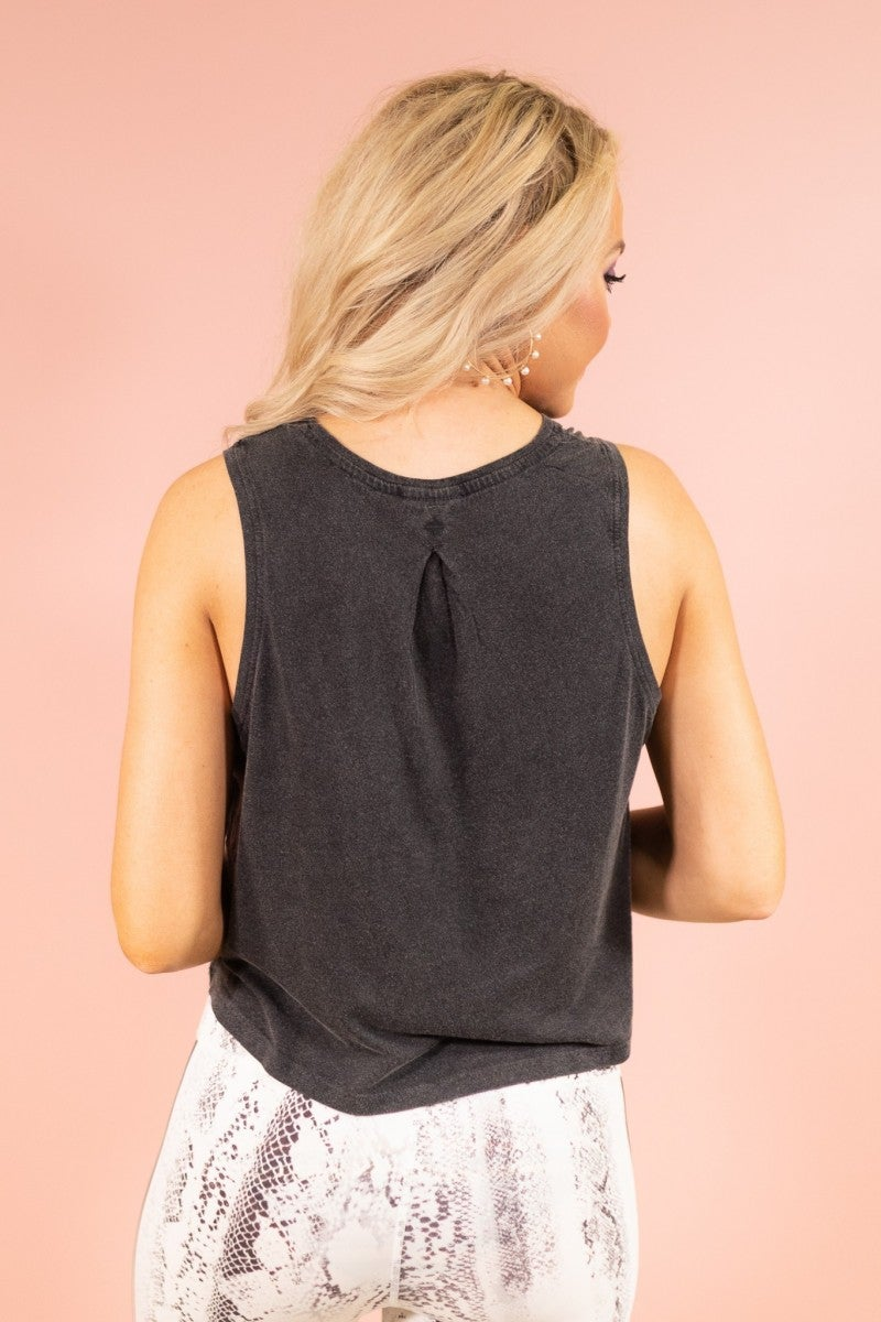 Soft At Heart Cropped Tank