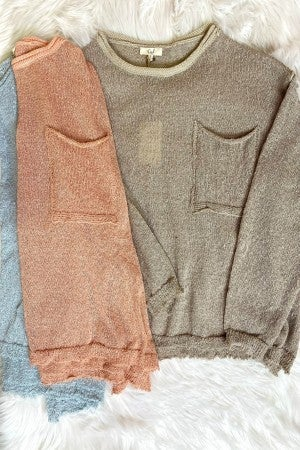 Get Lost Sweater