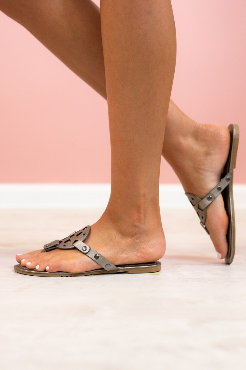 Power Over Me Sandal