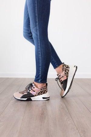 Walk On The Wild Side Sneaker