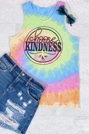 Choose Kindness Tank
