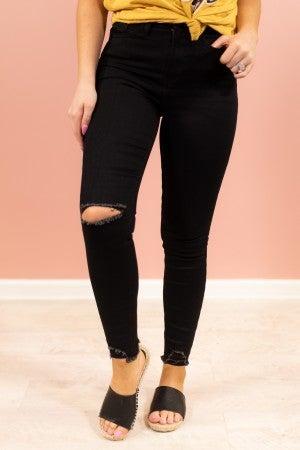 Acting Strange Jeans