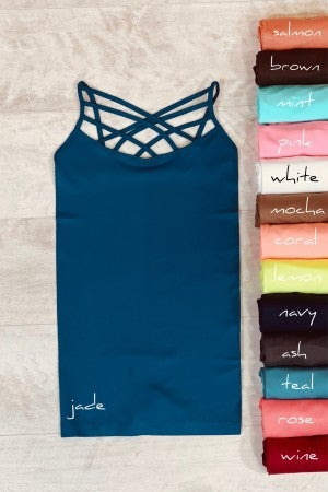 Falling To Pieces Cami - 703