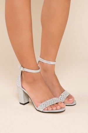 Glitz And Glam Heel
