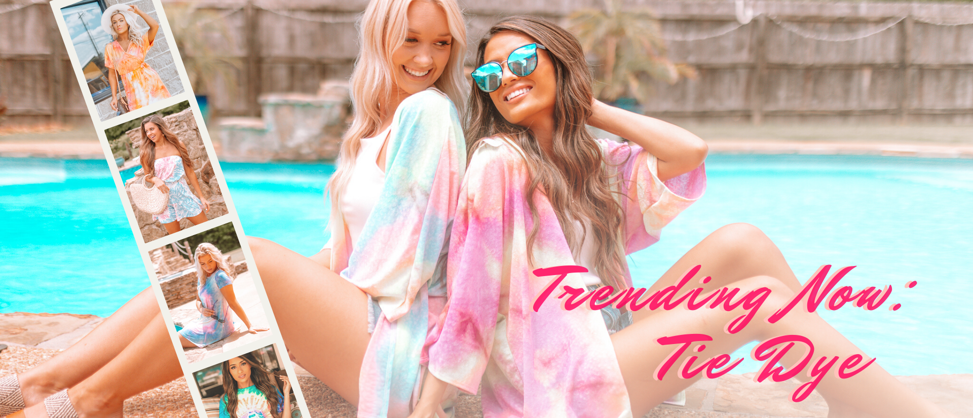 Shop What's Trending: Tie Dye!