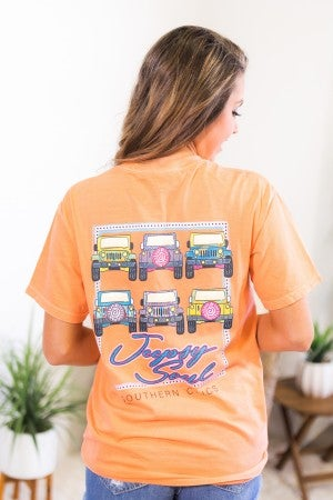 Jeepsy Soul Graphic Tee