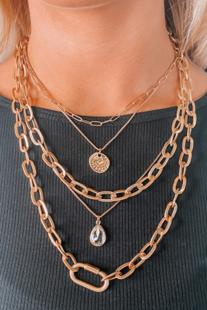 Tuck Your Chain Necklace
