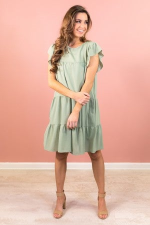 Loved By You Dress