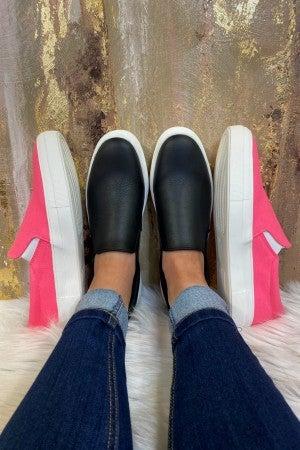 Never Walk Away Sneaker