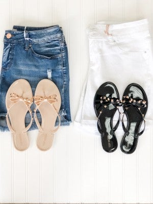 Dreams of Summer Sandals