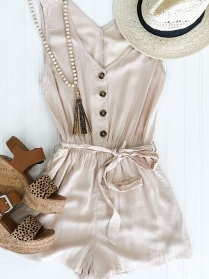 Outer Banks Romper