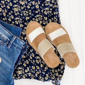 The Heather Sandals