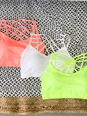 Cross My Heart Bra Brights