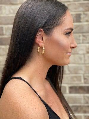 Jump Through Hoops Earrings