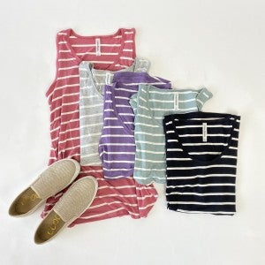 Must Have Stripe Tank