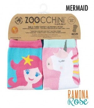 Fantasy Friends Baby and Toddler Leg Warmer Set : Zoochini