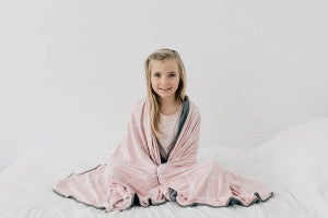 Little Shell Kids Blanket : Pipermoon