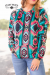 Bunkhouse Aztec Hoodie | Small to 3X