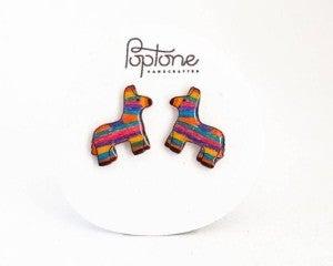 PopTone Stud Earrings