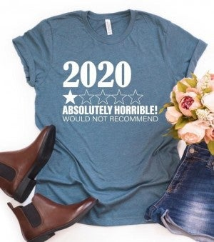 2020 Absolutely Horrible Graphic Tee