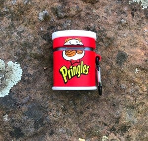 Pringles Earbud/Airpod Carrying Case