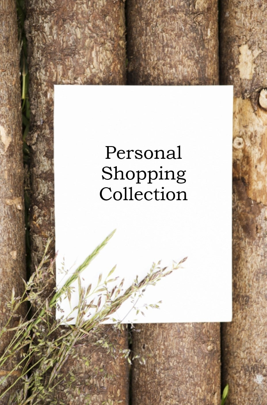 Personal Shopping Collection