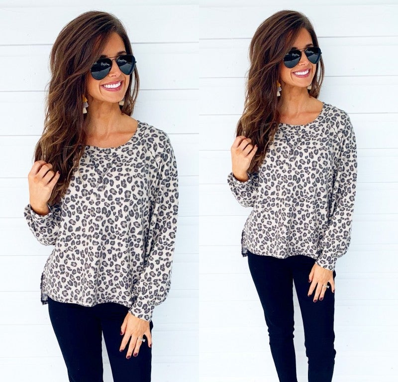 Loving This Leopard Top