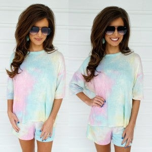 Tell Me About It Tie Dye Set