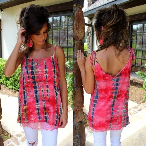 Pink Passion Tank