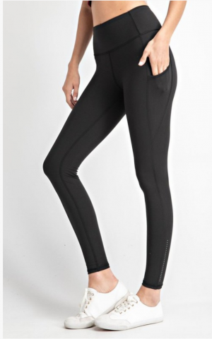 Full Length Yoga Pants