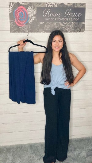 Zenana Long Lounge Pants with Drawstring