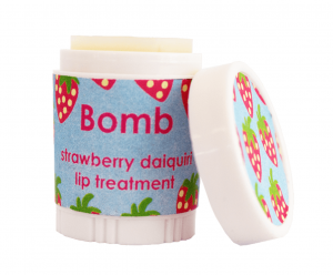 Bomb Cosmetics - Strawberry Daiquiri Lip Balm