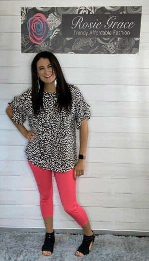 Snow Leopard Tunic