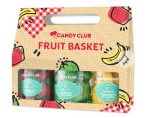 Fruit Basket Gift Set