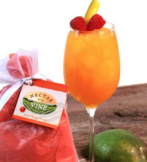 Peach Mango Wine Slush Mix