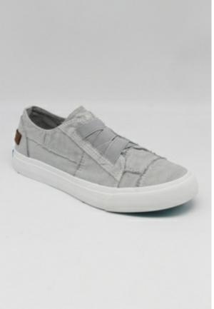 Blowfish Gray Slip-on Sneaker