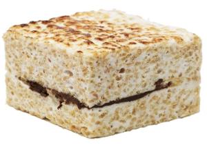 S'Mores Rice Crispy