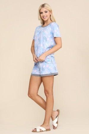 Flamingo Pajama Set