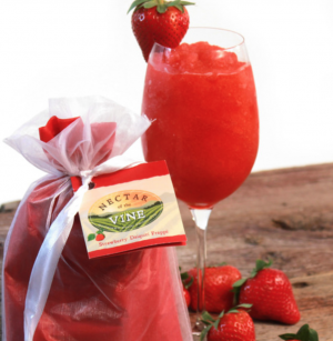 Strawberry Daiquiri Wine Slushy Mix